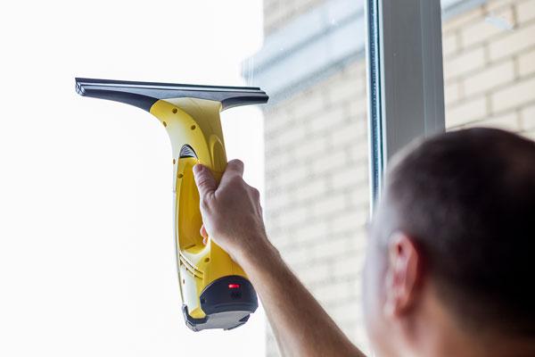 ako vybrať čistič okien