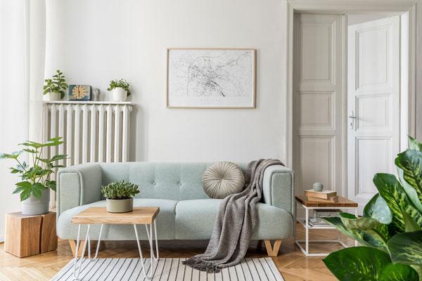 ako zariadiť obývaciu izbu nápady