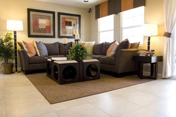 ako zariadiť obývaciu izbu tipy