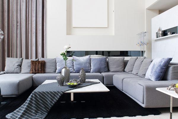 ako zariadiť obývačku inšpirácie