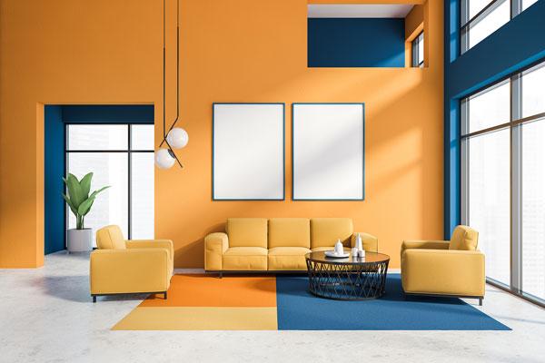 význam farieb oranžová