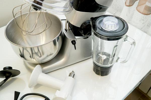 ako vybrať kuchynský robot