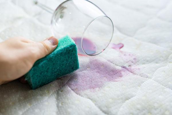 ako vyčistiť matrac tipy