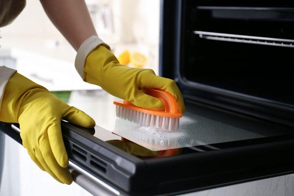ako vyčistiť rúru tipy