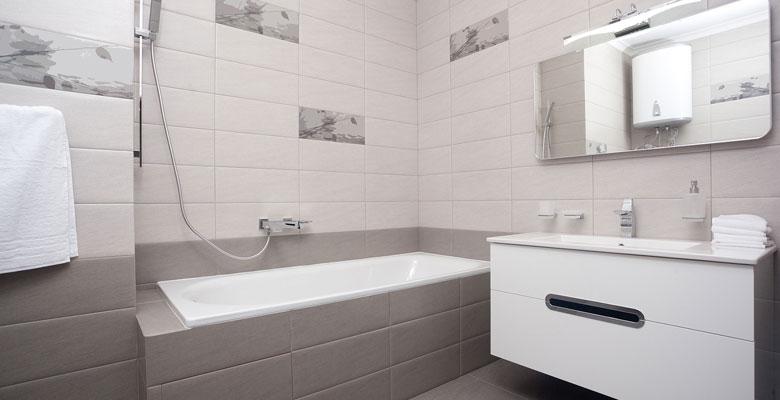 ako zariadiť kúpeľňu