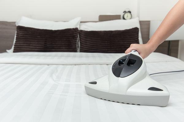 čistenie matracov