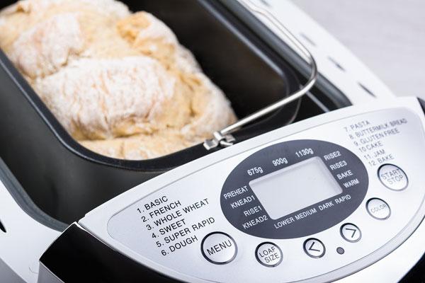 domáce pekárne typy
